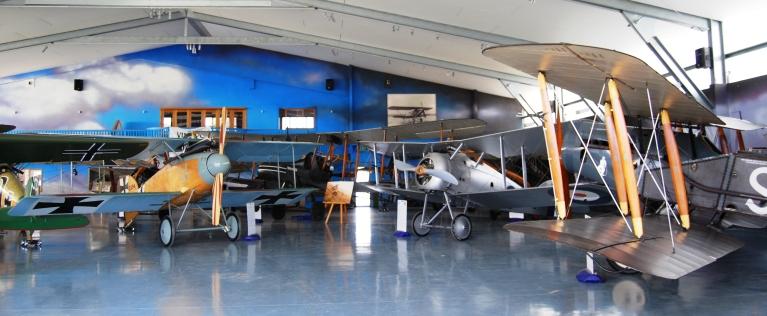 Hanger planes