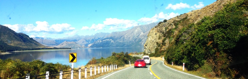Lake Wanaka GT3 panorama