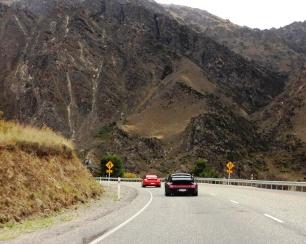 Gibbston Highway pass