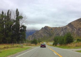 Gibbston Highway