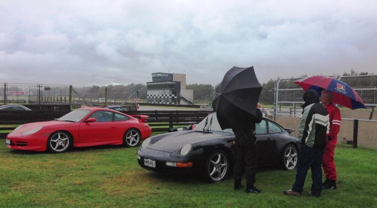 Invercargill rainy days