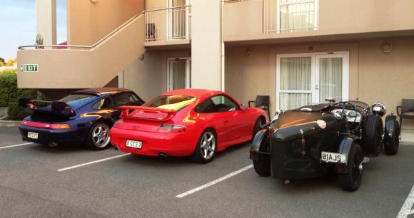 Motel carpark 2