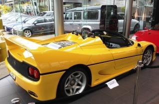 F50 rear