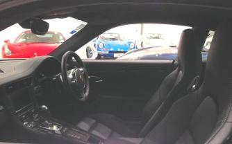 Interior Ferraris