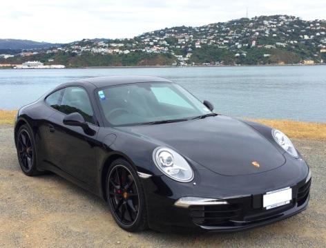 Porsche 991.1 3quarter